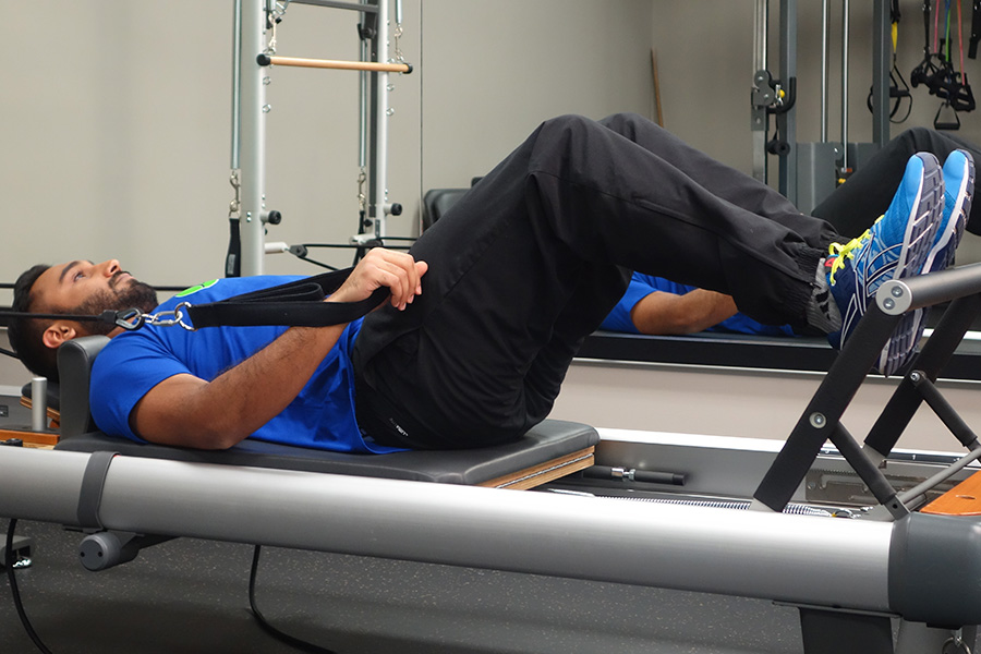 Pilates Reformer - Physiostation