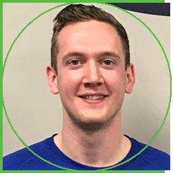 Jordan Wideman | Kinesiologist at PhysioStation Cloverdale BC | Brickyard Station
